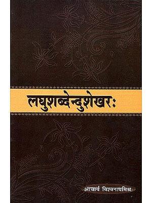 लघु शब्देन्दु शेखर: Laghu Shabadendu Shekhar