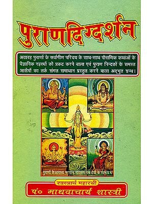 पुराण दिग्दर्शन:  The Most Comprehensive Introduction to the Puranas Ever