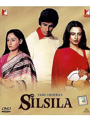Happening: Hindi Film DVD with English Subtitles (Silsila)