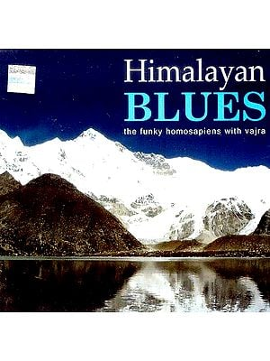 Himalayan Blues… The Funky Homosapiens with Vajra (Audio CD)