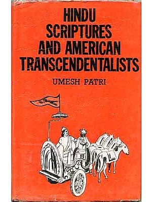 Hindu Scriptures And American Transcendentalists