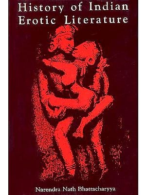 History of Indian Erotic Literature (An Old Book)