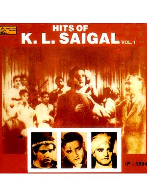 Hits of K.L. Saigal (Vol-1) (Audio CD)