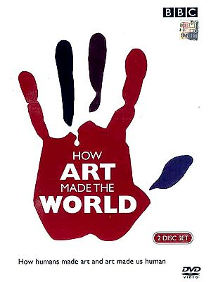 How Art Made the World (Set of Two DVD Videos)