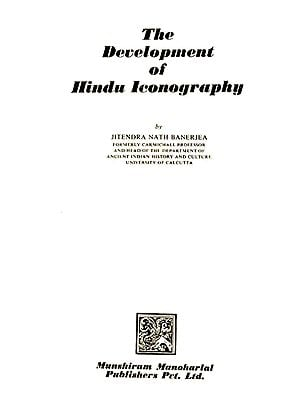 The Development of Hindu Iconography
