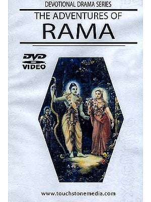 The Adventures of Rama Devotional Drama Series (Hindi with English Subtitles) (DVD Video)