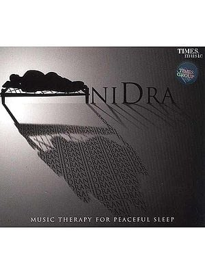 Nidra: Music Therapy for Peaceful Sleep (Audio CD)