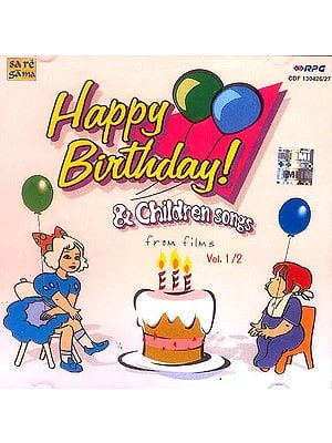 Happy Birthday & Children Songs from Films (Two Audio CDs)