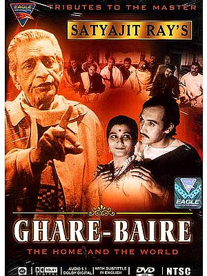 Ghare Baire (The Home and the World) by Satyajit Ray (DVD with English Subtitles)