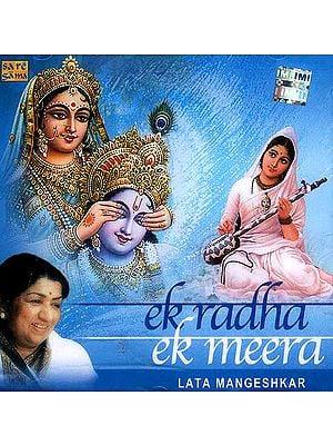 Ek Radha Ek Meera <br> (Audio CD)