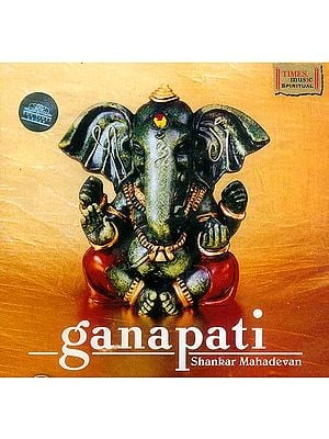 Ganesha: Shankar Mahadevan (Audio CD)