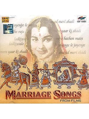 Marriage Songs from Films (Audio CD)