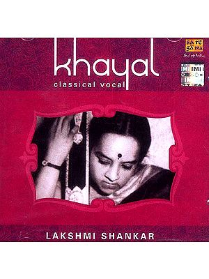 Khayal Classical Vocal (Audio CD)