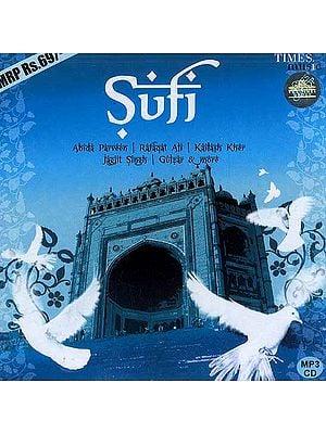 Sufi (MP3 CD)