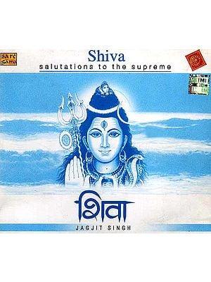 Shiva Salutations to The Supreme (Audio CD)