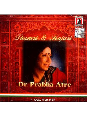 Thumri & Kajari A Vocal from India (Audio CD)