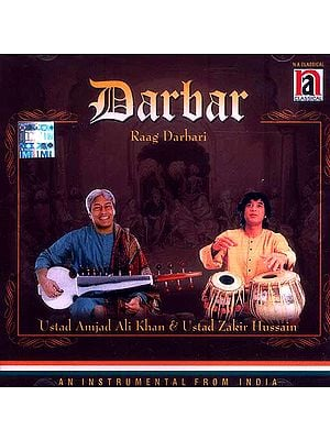 Darbar Raag Darbari An Instrumental From India (Audio CD)