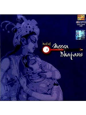 Best of Meera Bhajans (Audio CD)