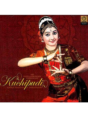 """Sri Venkateshwara Vaibhavam""  KUCHIPUDI (Classical Dance Form Of Andhra Pradesh) (Audio CD)"