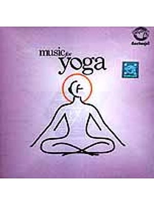 Music For Yoga (Audio CD)