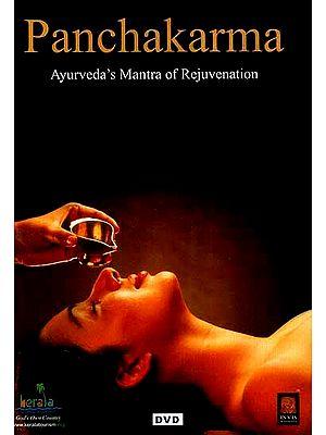 Panchakarma Ayurveda's Mantra of Rejuvenation (DVD Video)