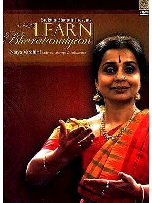 Learn Bharatanatyam...Natya Vardhini (Adavus, Alarippu & Jatisvaram) (DVD Video)