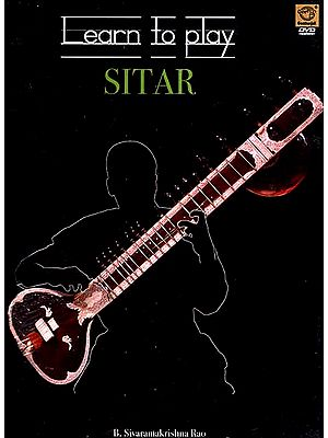 Learn To Play Sitar (DVD Video)