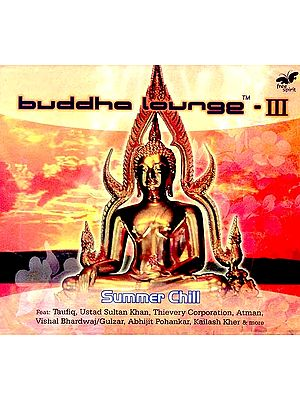 Buddha Lounge - III (Summer Chill) (Audio CD)