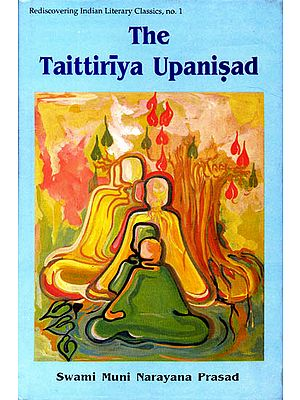 The Taittiriya Upanisad