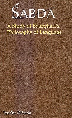 Sabda: A Study of Bhartrhari's Philosophy of Language