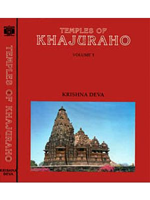 TEMPLES OF KHAJURAHO (2 Volumes)