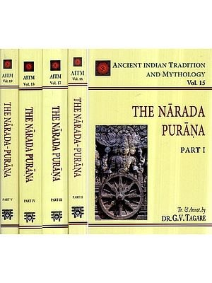 THE NARADA-PURANA: 5 Volumes