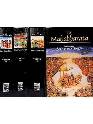 The Complete Mahabharata in 4 Volumes