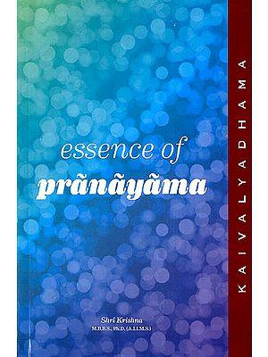 Essence of Pranayama