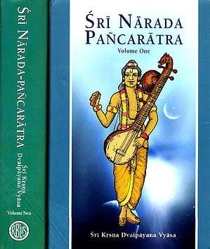 SRI NARADA PANCARATRA: 2 Volumes (Translation & Transliteration)