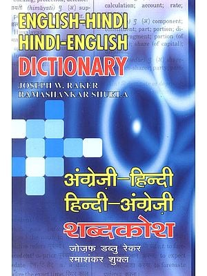 English-Hindi Hindi-English Dictionary