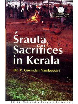 Srauta Sacrifices in Kerala