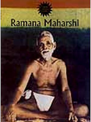Ramana Maharshi (Paperback Comic Book)