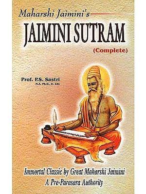 Maharshi Jaimini's Jaimini Sutram (Complete)