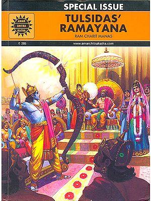 Ram Charit Manas: Tulsidas' Ramayana (Hardcover Comic Book)