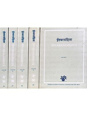 Isvarasamhita  in Five Volumes
