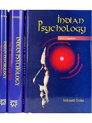 Indian Psychology (Three Volumes)