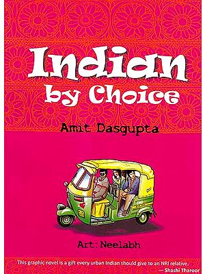Indian By Choice: A Graphic Novel
