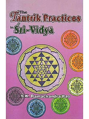 The Tantrik Practices in Sri-Vidya