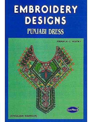 Embroidery Designs.(Punjabi Dress)