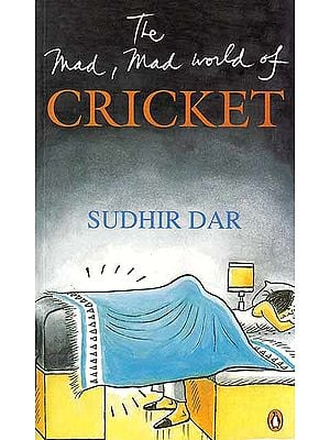 The Mad, Mad World of Cricket (Cartoons Book)