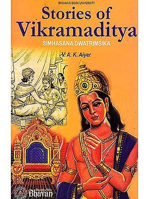 Stories of Vikramaditya Simhasana Dwatrimsika