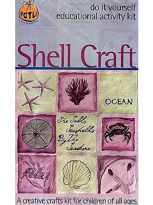 Shell Craft (Do it Yourself Educational Activity Kit)