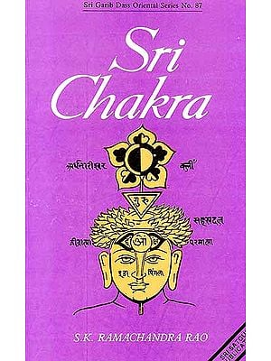 Sri Chakra with Illustrations