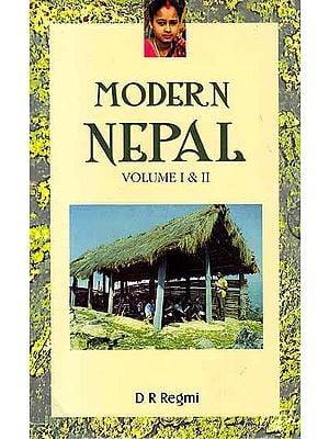 Modern Nepal (Volume I and II in One Binding)